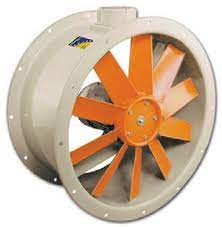 Sodeca Axial Fan SDHCT-50-4T-0.75/PL