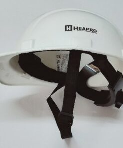 CLIMAX Safety Helmet - White With Ratchet